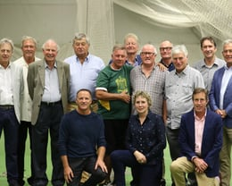 Past players reunion 30/03/19